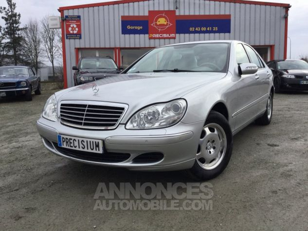 Mercedes Classe S 4-Matic Gris Occasion - 1