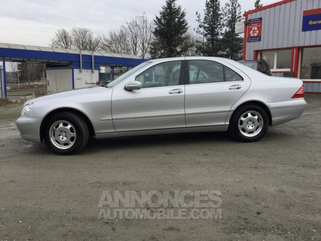 Mercedes Classe S 4-Matic Gris Occasion - 2