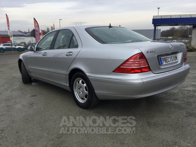 Mercedes Classe S 4-Matic Gris Occasion - 3