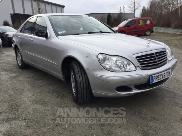 Mercedes Classe S 4-Matic Gris Occasion - 6