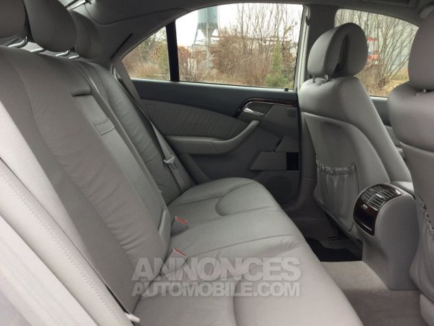 Mercedes Classe S 4-Matic Gris Occasion - 8