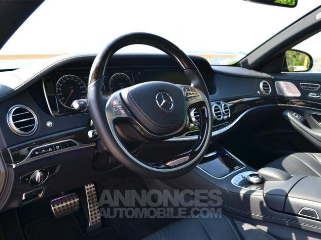 Mercedes Classe S 400 HYBRID 7G-Tronic Plus Noir Occasion - 3