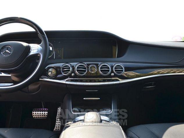 Mercedes Classe S 400 HYBRID 7G-Tronic Plus Noir Occasion - 11