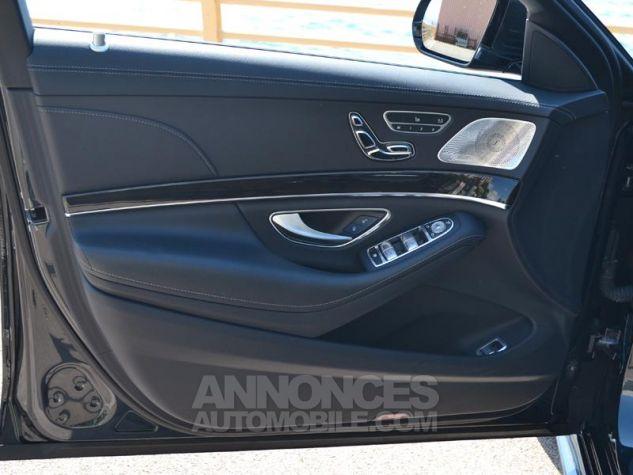 Mercedes Classe S 400 HYBRID 7G-Tronic Plus Noir Occasion - 18