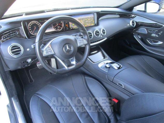 Mercedes Classe S 500 4Matic 7G-Tronic Plus Blanc Diamant Designo Occasion - 14