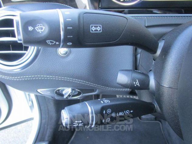 Mercedes Classe S 500 4Matic 7G-Tronic Plus Blanc Diamant Designo Occasion - 15