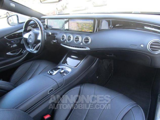 Mercedes Classe S 500 4Matic 7G-Tronic Plus Blanc Diamant Designo Occasion - 5