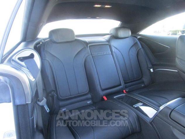Mercedes Classe S 500 4Matic 7G-Tronic Plus Blanc Diamant Designo Occasion - 7