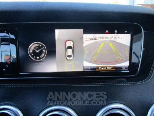 Mercedes Classe S 500 4Matic 7G-Tronic Plus Blanc Diamant Designo Occasion - 9
