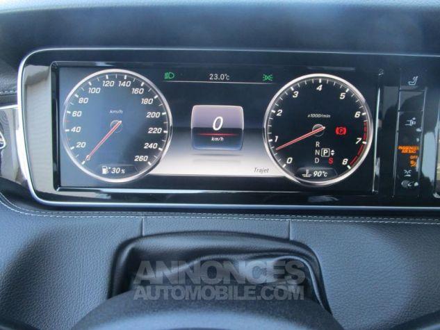 Mercedes Classe S 500 4Matic 7G-Tronic Plus Blanc Diamant Designo Occasion - 10
