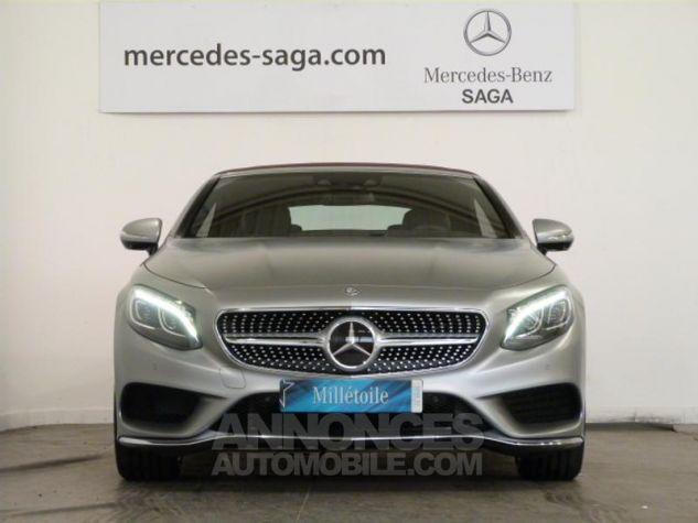 Mercedes Classe S 500 9G-Tronic ZP GRIS MAGNO ALLA Occasion - 4