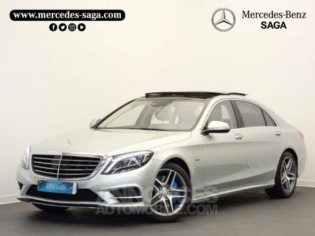 Mercedes Classe S 500 e Executive L 7G-Tronic Plus Argent Iridium Occasion - 0