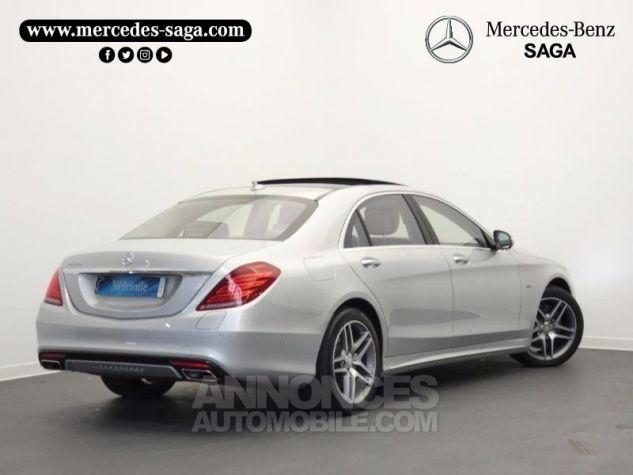 Mercedes Classe S 500 e Executive L 7G-Tronic Plus Argent Iridium Occasion - 1