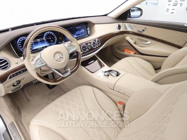 Mercedes Classe S 500 e Executive L 7G-Tronic Plus Argent Iridium Occasion - 4