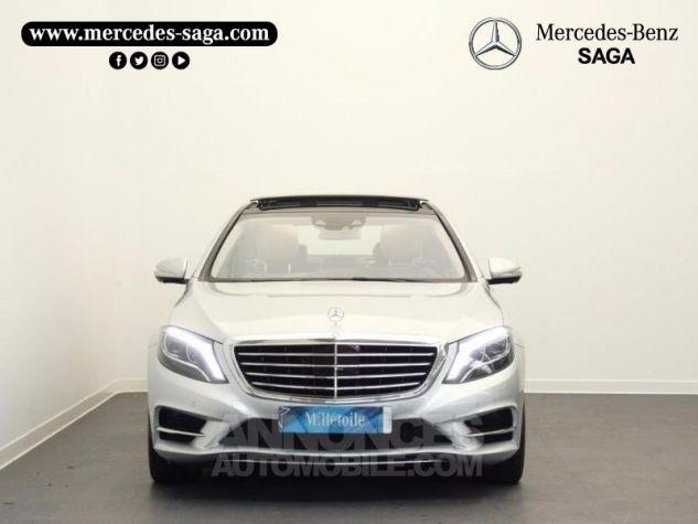 Mercedes Classe S 500 e Executive L 7G-Tronic Plus Argent Iridium Occasion - 5
