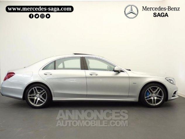 Mercedes Classe S 500 e Executive L 7G-Tronic Plus Argent Iridium Occasion - 6