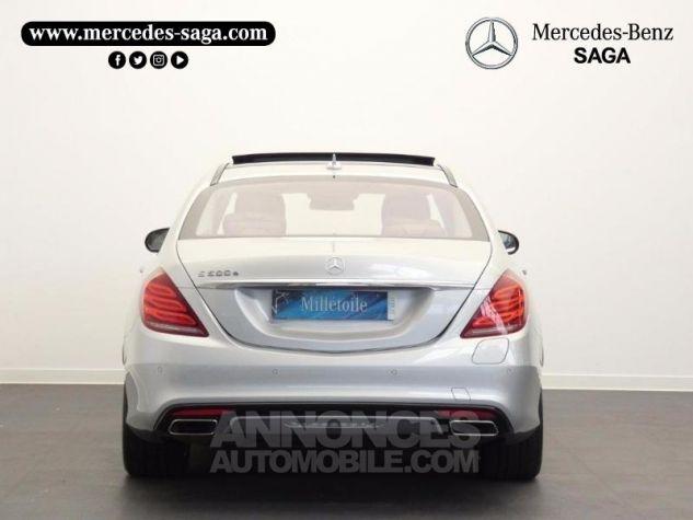 Mercedes Classe S 500 e Executive L 7G-Tronic Plus Argent Iridium Occasion - 7