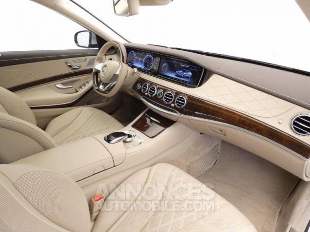 Mercedes Classe S 500 e Executive L 7G-Tronic Plus Argent Iridium Occasion - 8
