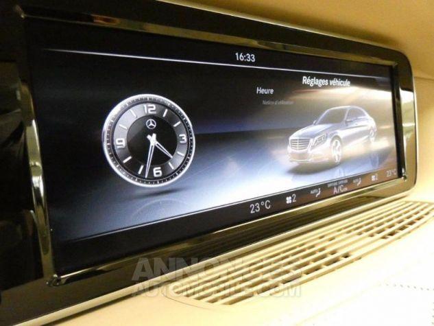 Mercedes Classe S 500 e Executive L 7G-Tronic Plus Argent Iridium Occasion - 10