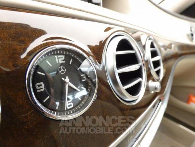 Mercedes Classe S 500 e Executive L 7G-Tronic Plus Argent Iridium Occasion - 12