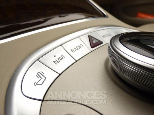 Mercedes Classe S 500 e Executive L 7G-Tronic Plus Argent Iridium Occasion - 14
