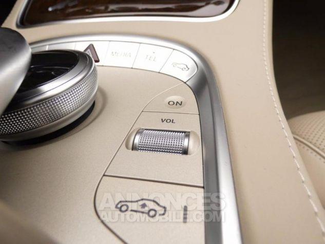 Mercedes Classe S 500 e Executive L 7G-Tronic Plus Argent Iridium Occasion - 15