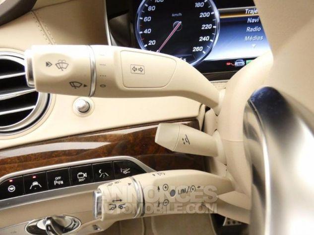 Mercedes Classe S 500 e Executive L 7G-Tronic Plus Argent Iridium Occasion - 16