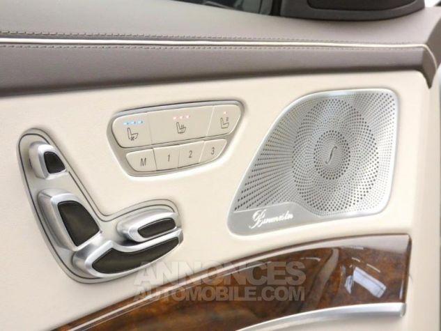 Mercedes Classe S 500 e Executive L 7G-Tronic Plus Argent Iridium Occasion - 17
