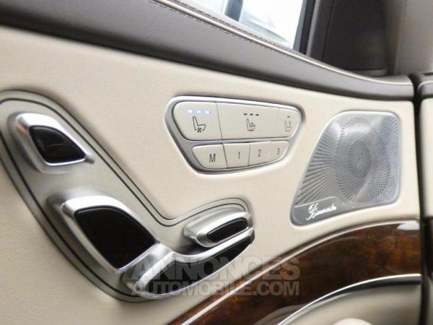 Mercedes Classe S 500 e Executive L 7G-Tronic Plus Argent Iridium Occasion - 18