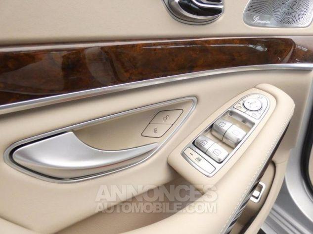 Mercedes Classe S 500 e Executive L 7G-Tronic Plus Argent Iridium Occasion - 19