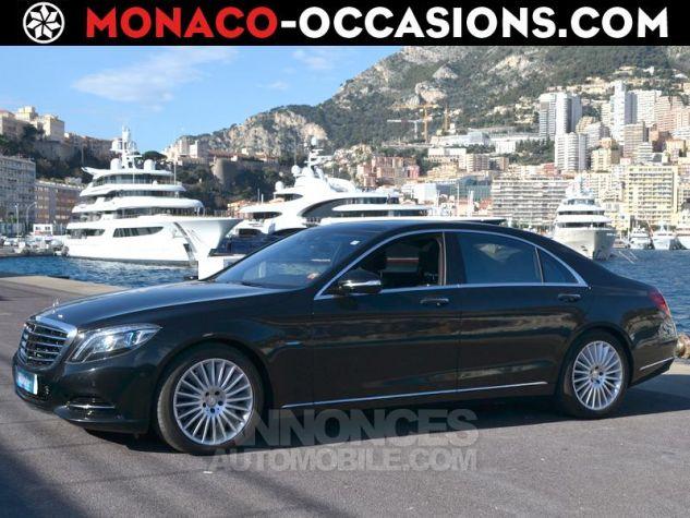 Mercedes Classe S 500 e Executive L 7G-Tronic Plus Noir Obsidienne Occasion - 0