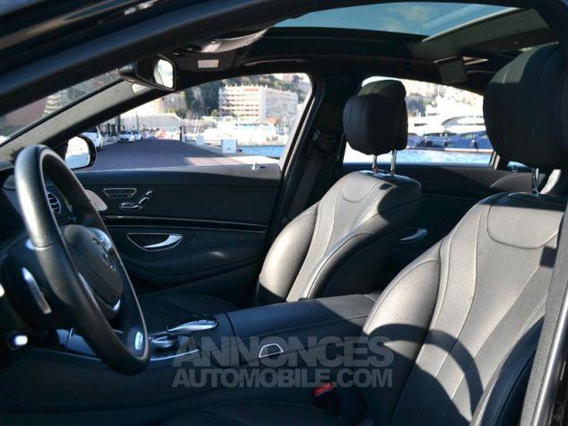 Mercedes Classe S 500 e Executive L 7G-Tronic Plus Noir Obsidienne Occasion - 4