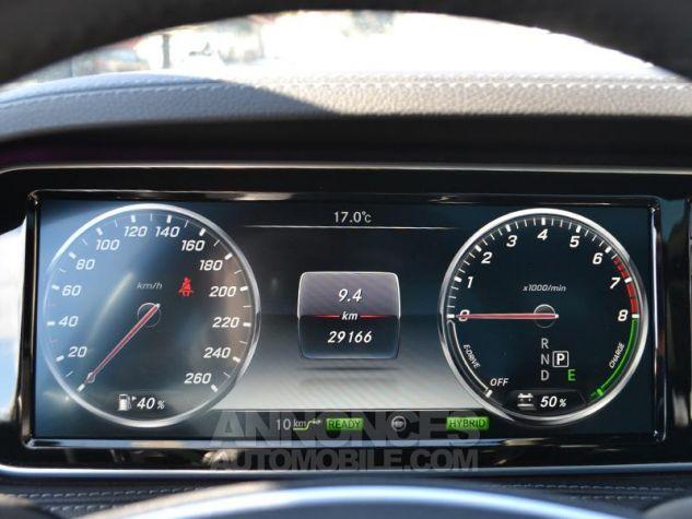 Mercedes Classe S 500 e Executive L 7G-Tronic Plus Noir Obsidienne Occasion - 12