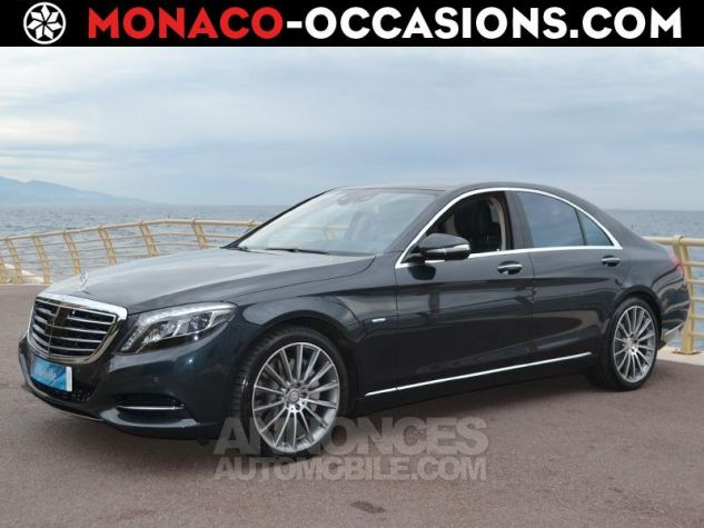 Mercedes Classe S 500 Executive 4Matic Edition 1 Bleu Occasion - 0