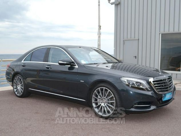 Mercedes Classe S 500 Executive 4Matic Edition 1 Bleu Occasion - 2
