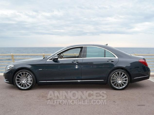 Mercedes Classe S 500 Executive 4Matic Edition 1 Bleu Occasion - 7