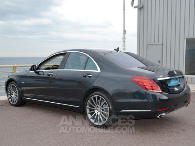 Mercedes Classe S 500 Executive 4Matic Edition 1 Bleu Occasion - 8