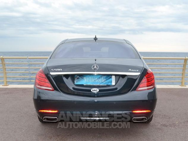 Mercedes Classe S 500 Executive 4Matic Edition 1 Bleu Occasion - 9