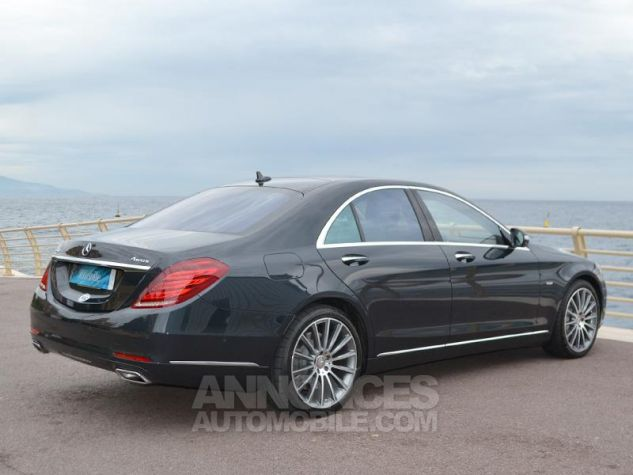 Mercedes Classe S 500 Executive 4Matic Edition 1 Bleu Occasion - 10