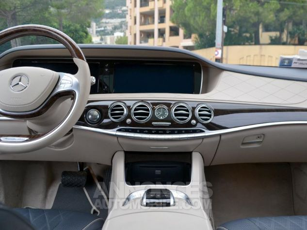 Mercedes Classe S 500 Executive 4Matic Edition 1 Bleu Occasion - 11