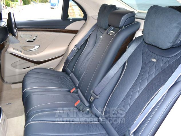 Mercedes Classe S 500 Executive 4Matic Edition 1 Bleu Occasion - 14