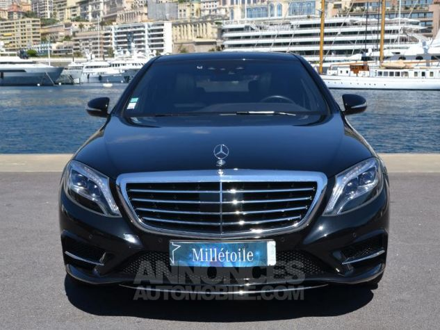 Mercedes Classe S 500 PLUG-IN HYBRID Executive L 7G-Tronic Plus Noir Obsidienne Métal Occasion - 1