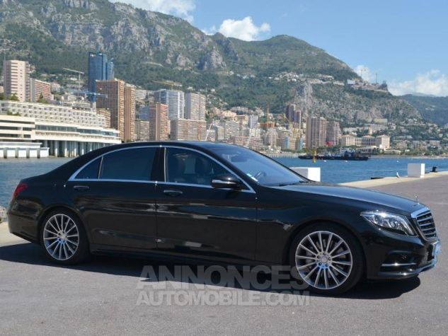 Mercedes Classe S 500 PLUG-IN HYBRID Executive L 7G-Tronic Plus Noir Obsidienne Métal Occasion - 2