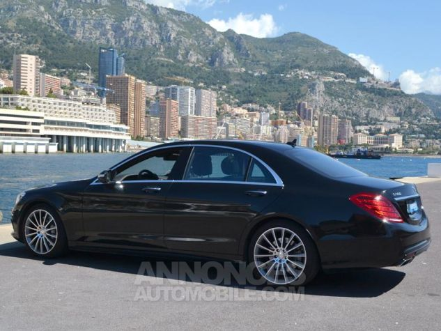Mercedes Classe S 500 PLUG-IN HYBRID Executive L 7G-Tronic Plus Noir Obsidienne Métal Occasion - 8