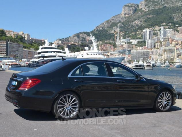 Mercedes Classe S 500 PLUG-IN HYBRID Executive L 7G-Tronic Plus Noir Obsidienne Métal Occasion - 10