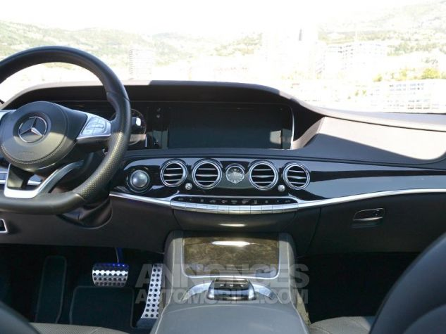 Mercedes Classe S 500 PLUG-IN HYBRID Executive L 7G-Tronic Plus Noir Obsidienne Métal Occasion - 11