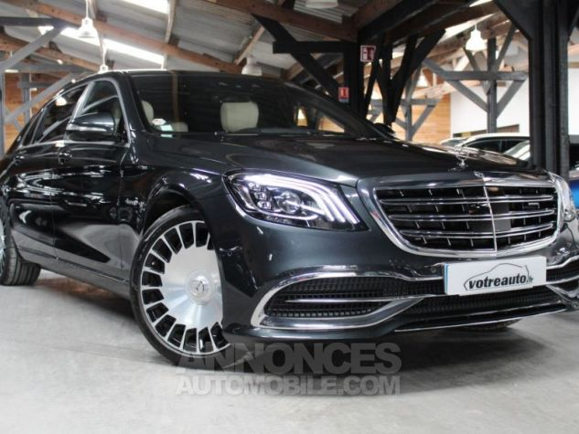 Mercedes Classe S 560 469CH 4MATIC BVA MAYBACH GRIS FONCE Occasion - 0