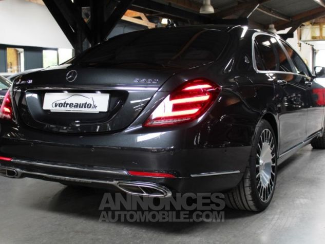 Mercedes Classe S 560 469CH 4MATIC BVA MAYBACH GRIS FONCE Occasion - 1