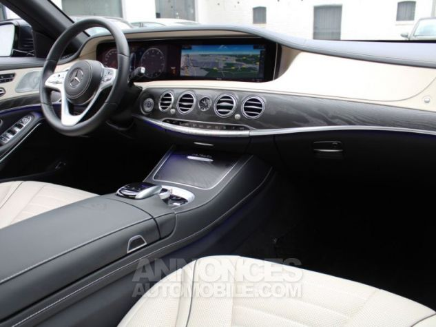 Mercedes Classe S 560 469CH 4MATIC BVA MAYBACH GRIS FONCE Occasion - 2