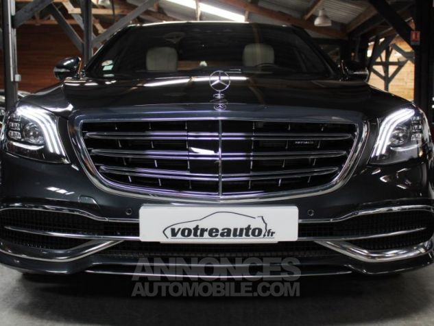 Mercedes Classe S 560 469CH 4MATIC BVA MAYBACH GRIS FONCE Occasion - 3